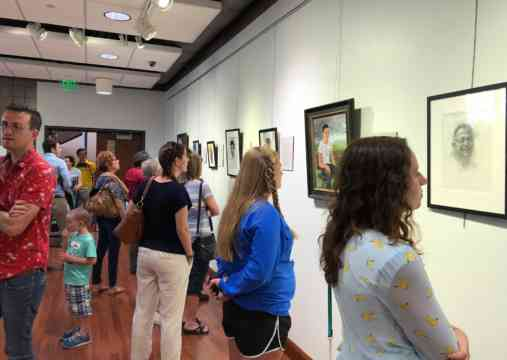 Tsos Art Exhibit Featuring Elizabeth Thayer